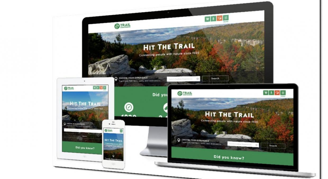 Trail Conference Website