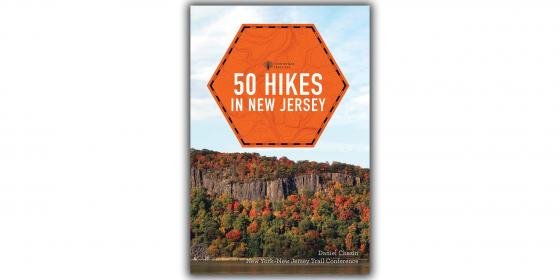 50 Hikes in New Jersey 2020 Book Cover