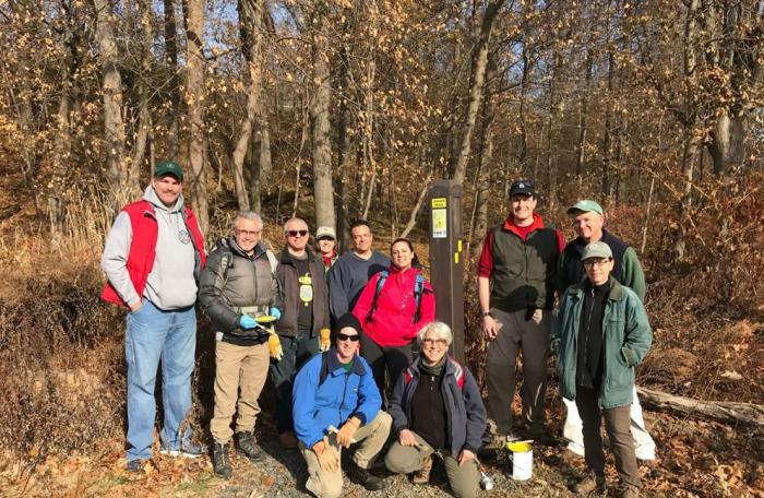 Trail Conference Conservation Corps