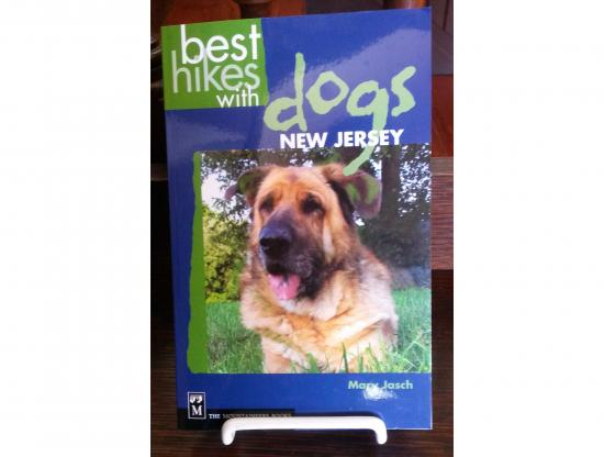 Cover of Best Hikes with Dogs in New Jersey Book